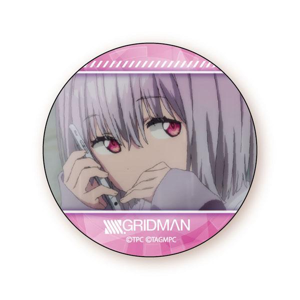 グリッドマン『SSSS.GRIDMAN トレーディング缶バッジ アカネスペシャル』18個入りBOX-009