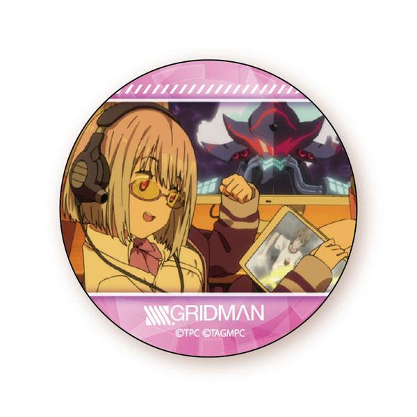 グリッドマン『SSSS.GRIDMAN トレーディング缶バッジ アカネスペシャル』18個入りBOX-011