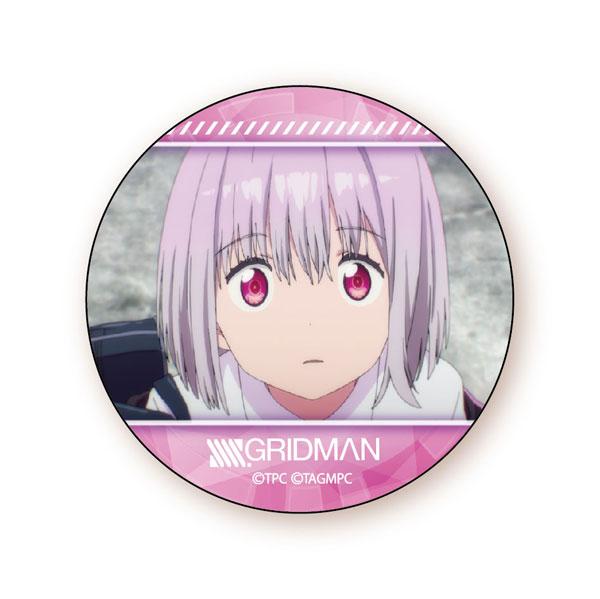 グリッドマン『SSSS.GRIDMAN トレーディング缶バッジ アカネスペシャル』18個入りBOX-016