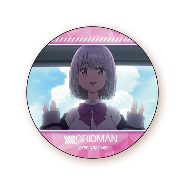 グリッドマン『SSSS.GRIDMAN トレーディング缶バッジ アカネスペシャル』18個入りBOX-017