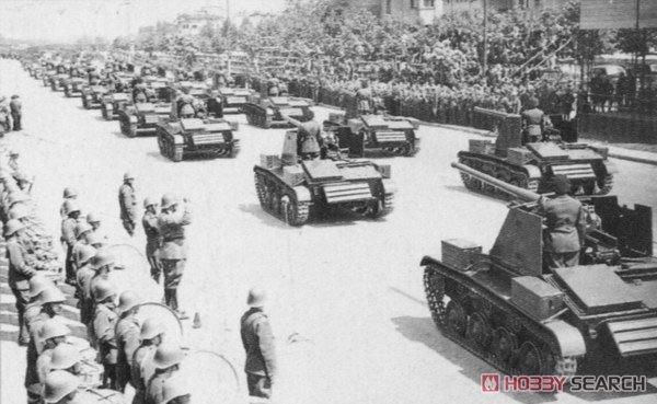 1/35『ルーマニア 76ミリ自走砲 TACAM T-60 フルインテリア』プラモデル-019