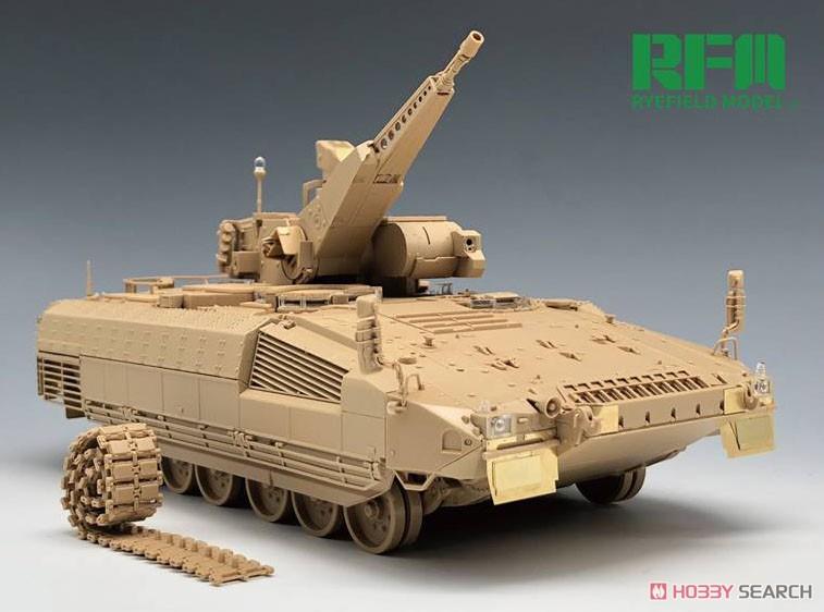 ドイツ連邦軍『プーマ 装甲歩兵戦闘車w/可動式履帯』1/35 プラモデル-002