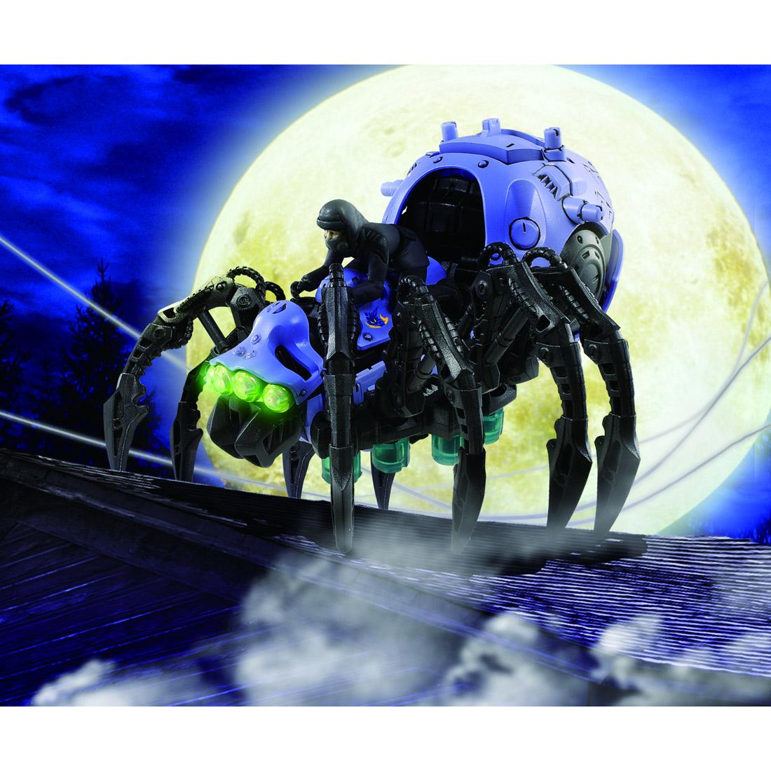 ZOIDS『ZW18 スパイデス』ゾイドワイルド 組立キット-005