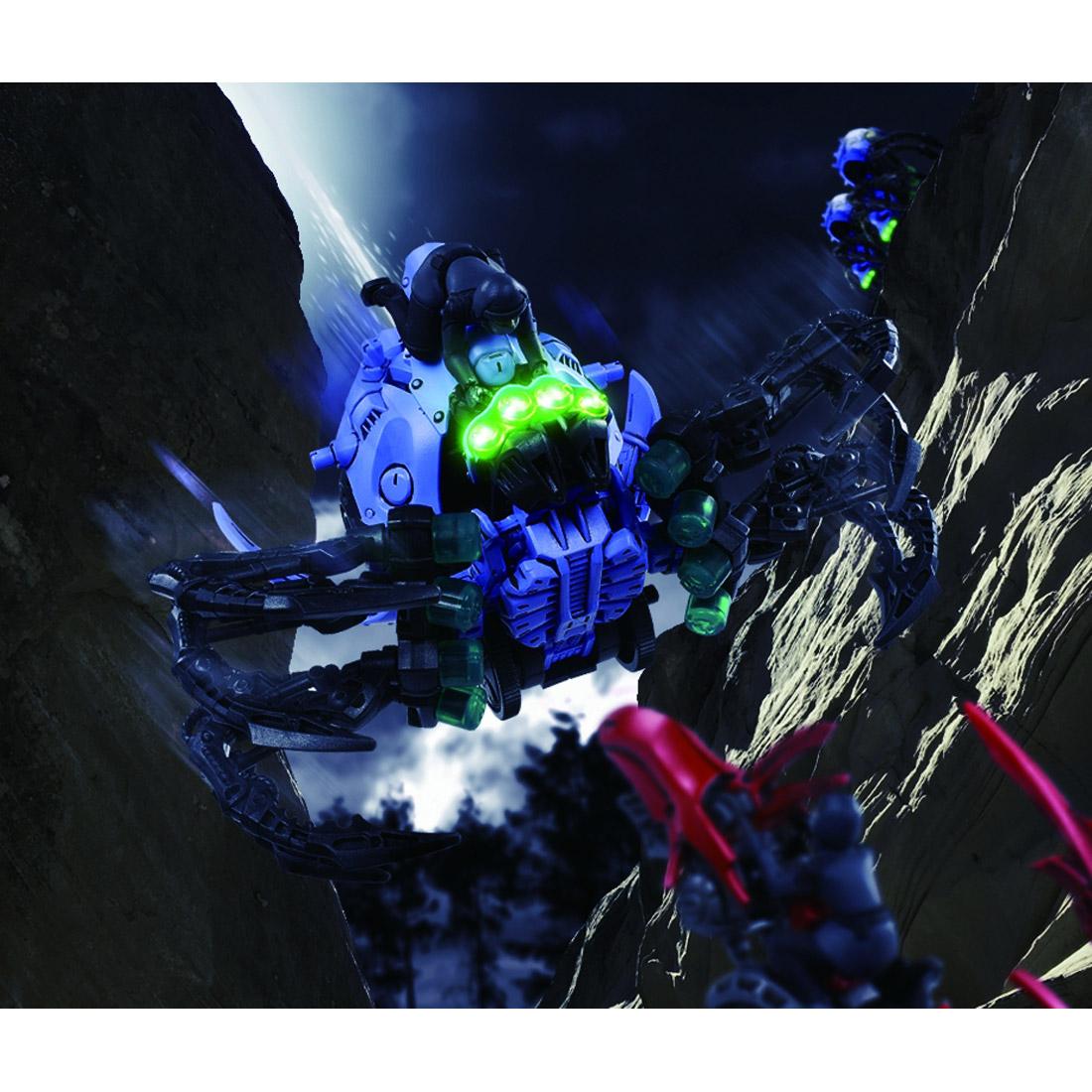 ZOIDS『ZW18 スパイデス』ゾイドワイルド 組立キット-006