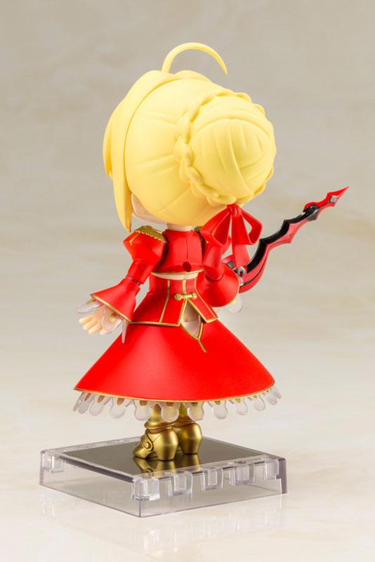 キューポッシュ『セイバー|Fate/EXTRA Last Encore』可動フィギュア-009