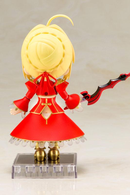 キューポッシュ『セイバー|Fate/EXTRA Last Encore』可動フィギュア-010