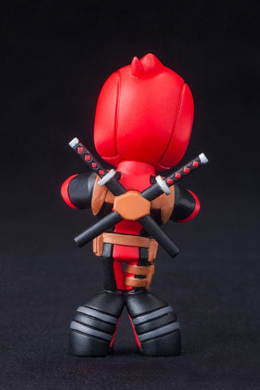 グリヒル ミニフィギュアコレクション『デッドプール』4個入りBOX-002