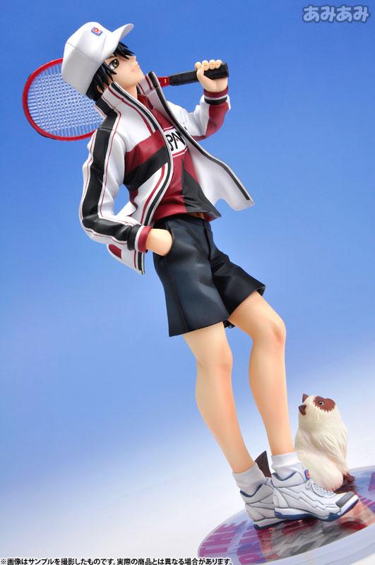 【再販】ARTFX J『越前リョーマ リニューアルパッケージver. 新テニスの王子様』1/8 完成品フィギュア-014