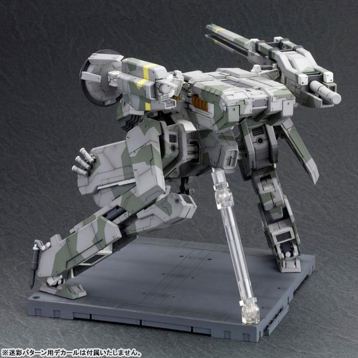 【再販】メタルギアソリッド『メタルギア REX』1/100 プラモデル-003