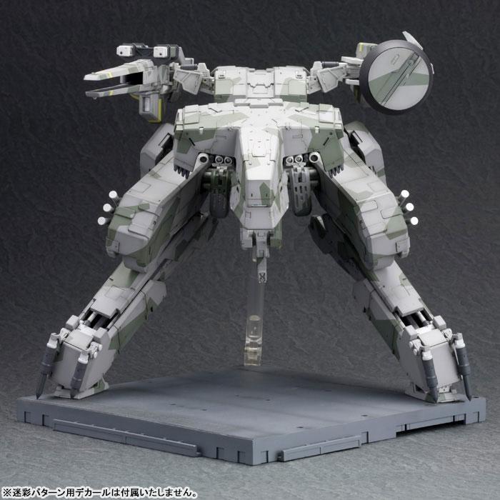 【再販】メタルギアソリッド『メタルギア REX』1/100 プラモデル-004