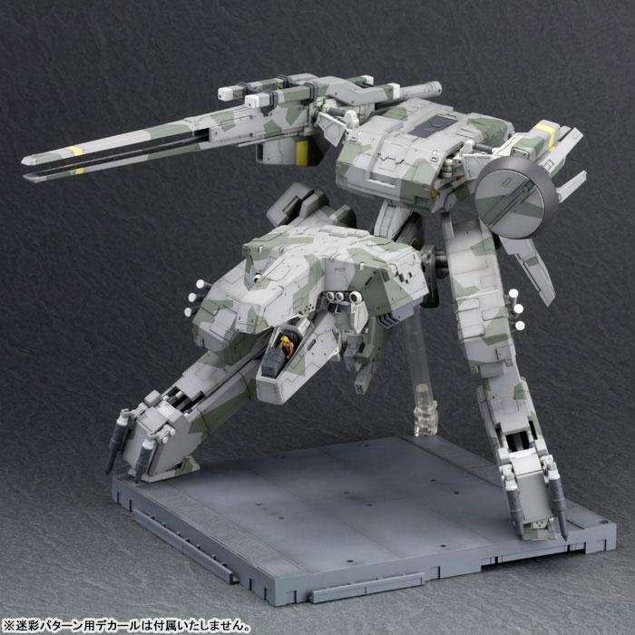 【再販】メタルギアソリッド『メタルギア REX』1/100 プラモデル-005