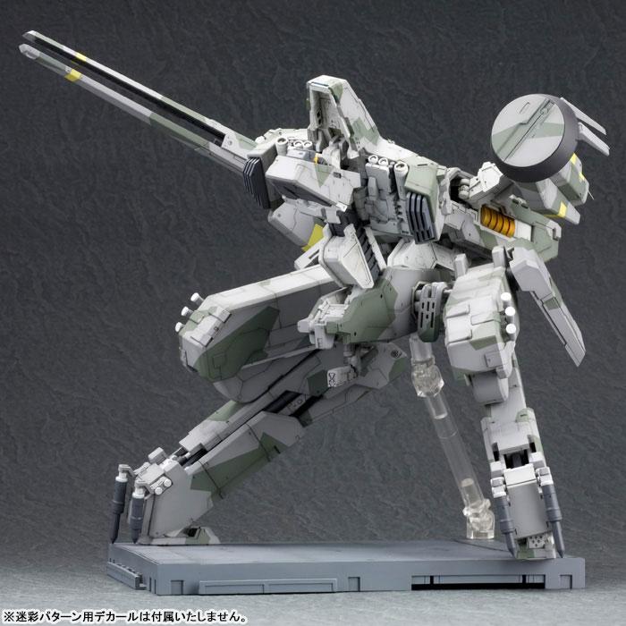 【再販】メタルギアソリッド『メタルギア REX』1/100 プラモデル-006