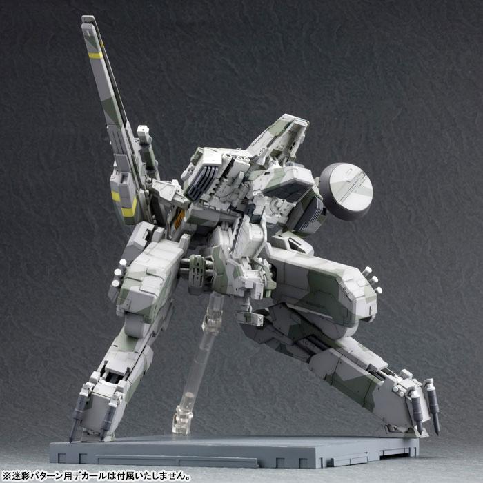【再販】メタルギアソリッド『メタルギア REX』1/100 プラモデル-007