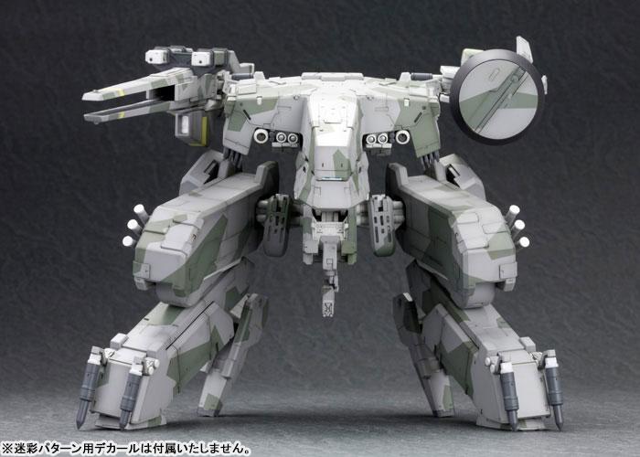 【再販】メタルギアソリッド『メタルギア REX』1/100 プラモデル-011