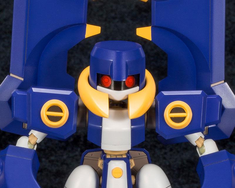 メダロット『KWG06-C ティレルビートル』1/6 プラモデル【コトブキヤ】より2019年1月発売予定♪-011