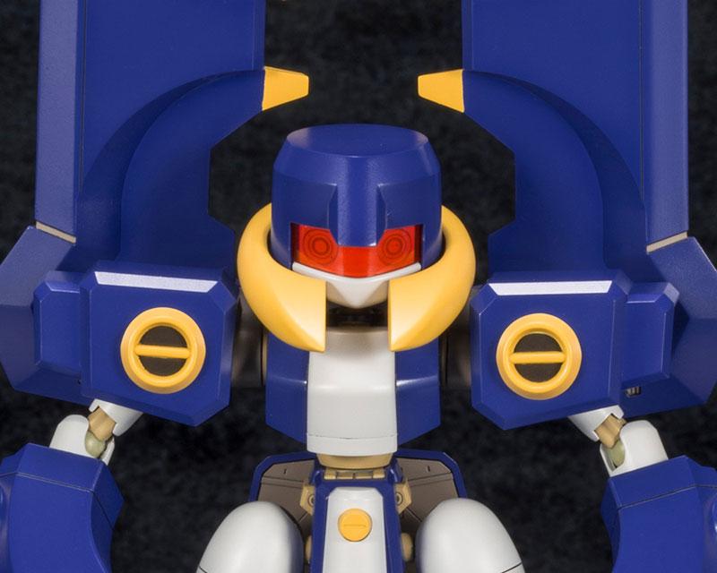 メダロット『KWG06-C ティレルビートル』1/6 プラモデル【コトブキヤ】より2019年1月発売予定♪-013