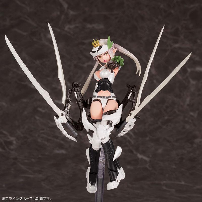 メガミデバイス コラボ『武装神姫 猟兵型エーデルワイス』1/1 プラモデル-005