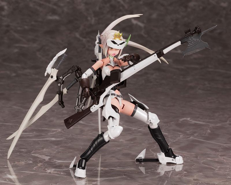 メガミデバイス コラボ『武装神姫 猟兵型エーデルワイス』1/1 プラモデル-006