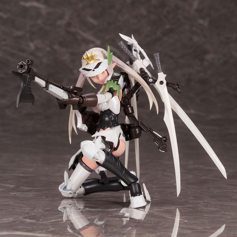 メガミデバイス コラボ『武装神姫 猟兵型エーデルワイス』1/1 プラモデル-007