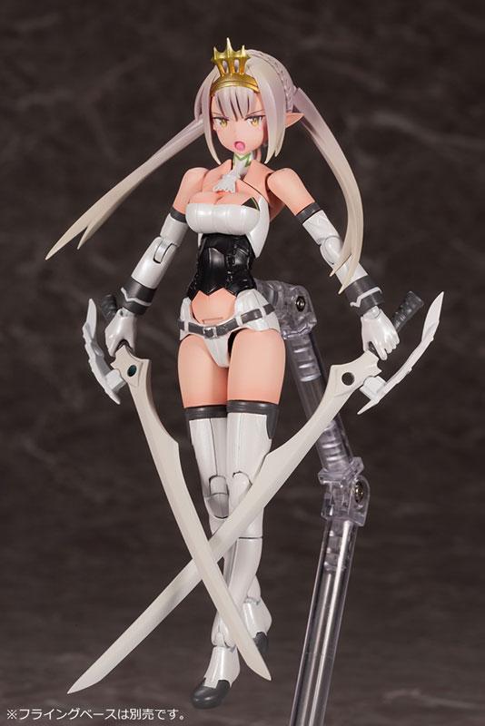 メガミデバイス コラボ『武装神姫 猟兵型エーデルワイス』1/1 プラモデル-013