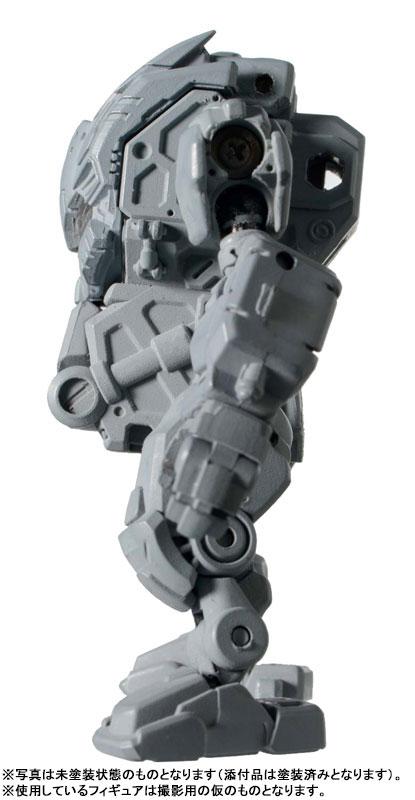 【書籍】ダイアクロン『コンバット・クロニクル ~パワードシステム計画~【1】』可動フィギュア付き-003