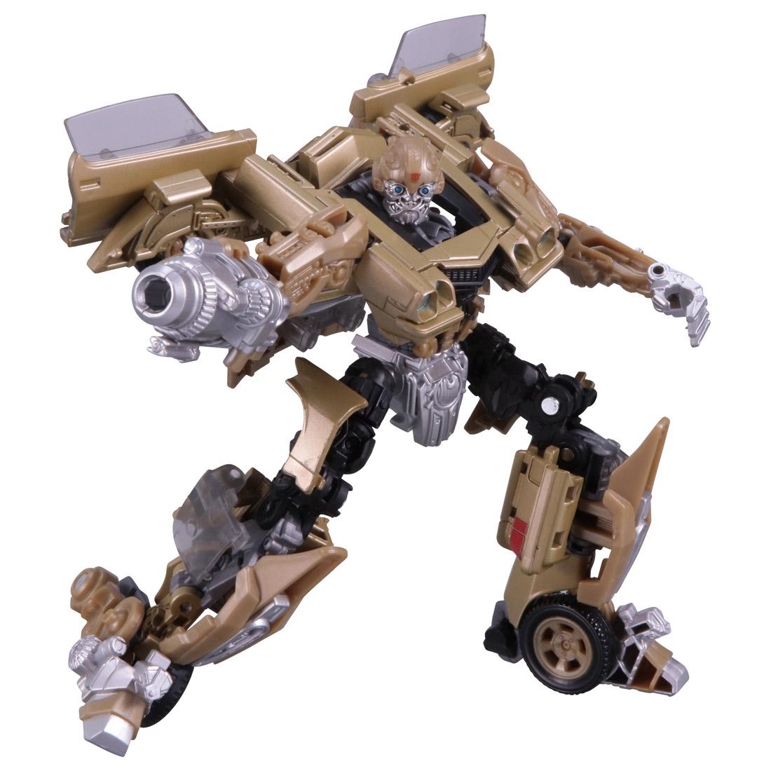 トランスフォーマー スタジオシリーズ『SS-EX バンブルビー レトロガレージセット』可変可動フィギュア-001