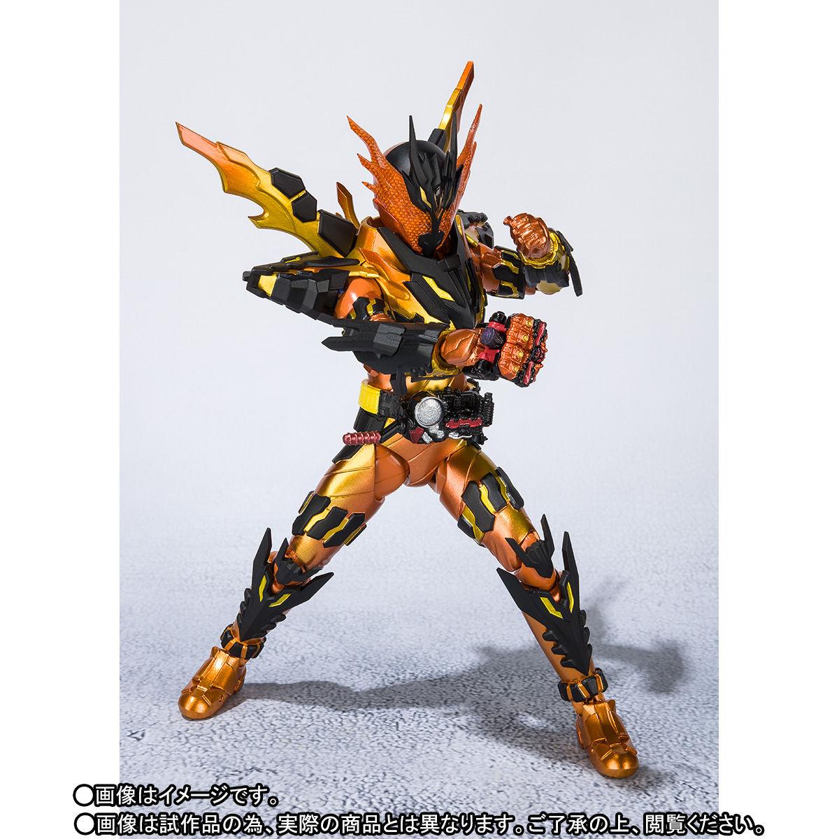 S.H.フィギュアーツ『仮面ライダー クローズマグマ』可動フィギュア-002