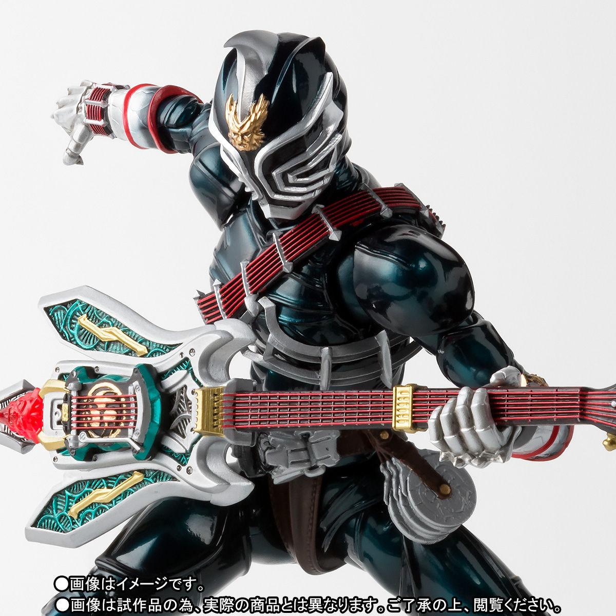 S.H.フィギュアーツ(真骨彫製法)『仮面ライダー轟鬼』可動フィギュア-001