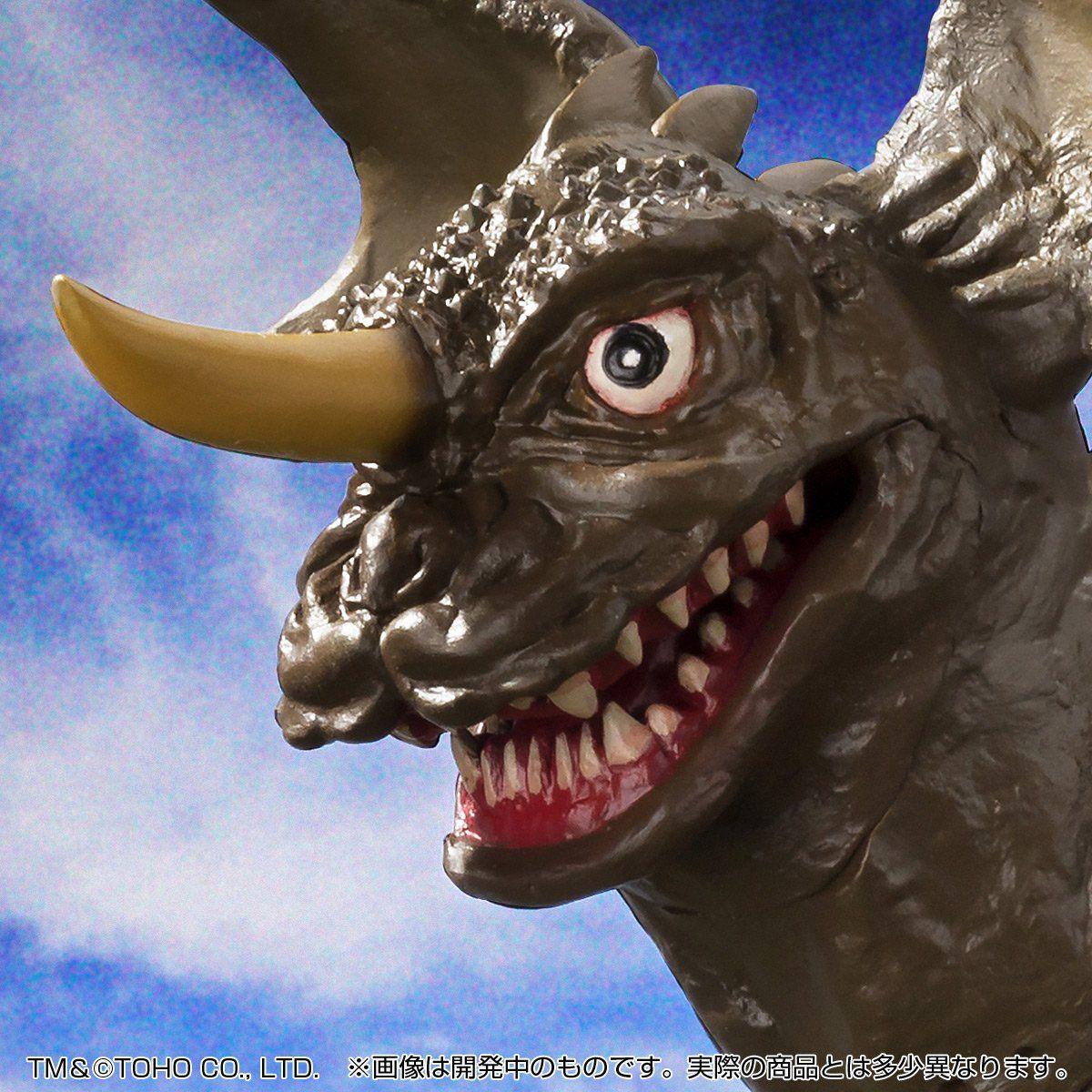 怪獣番外地『地底怪獣バラゴン』ソフビ フィギュア-003