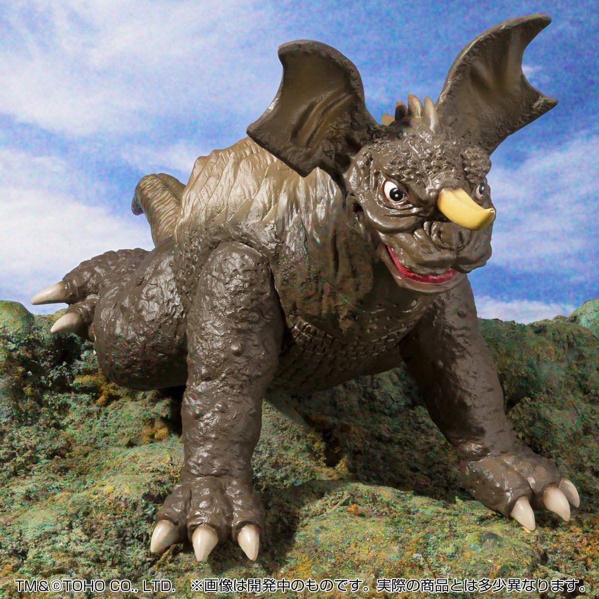 怪獣番外地『地底怪獣バラゴン』ソフビ フィギュア-006