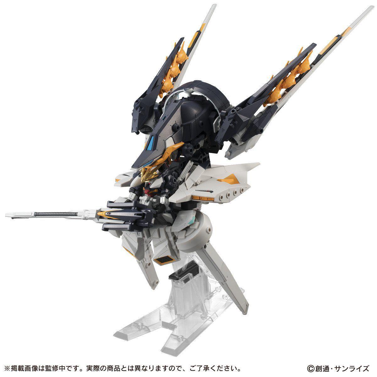 MOBILE SUIT ENSEMBLE EX09『TR-6 インレ』デフォルメ・フィギュア-004