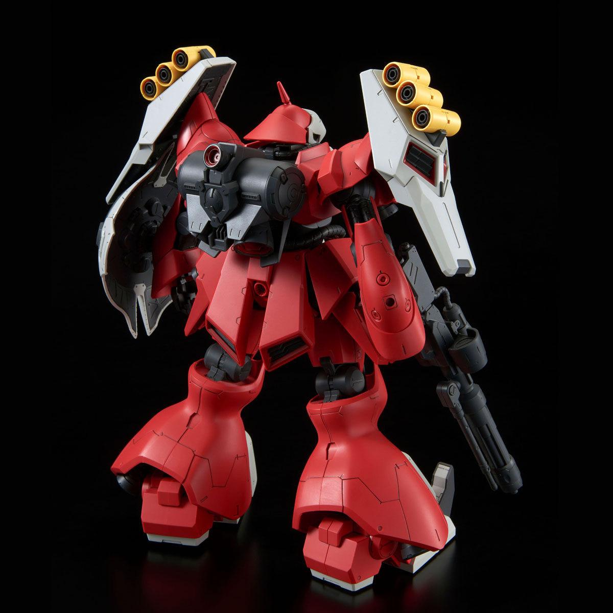 RE/100『ヤクト・ドーガ(クェス・エア機)』機動戦士ガンダム 逆襲のシャア 1/100 プラモデル-003