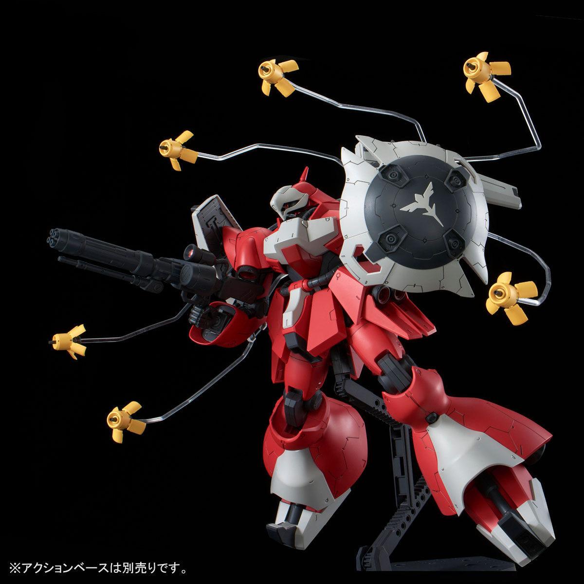 RE/100『ヤクト・ドーガ(クェス・エア機)』機動戦士ガンダム 逆襲のシャア 1/100 プラモデル-006