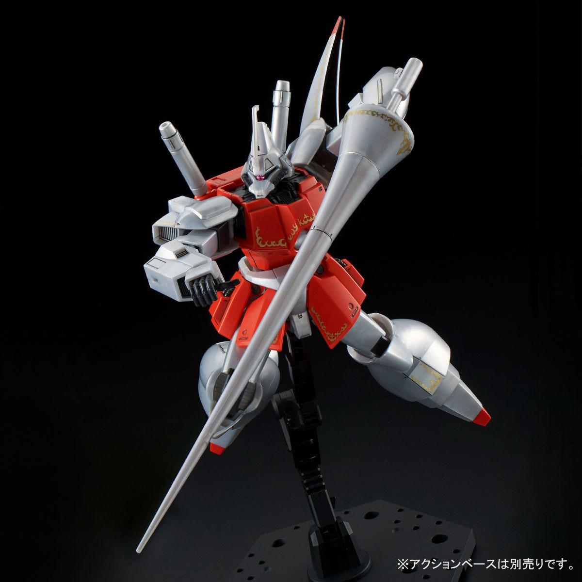 HG 1/144『ガズ R/L』機動戦士ガンダムZZ プラモデル-004