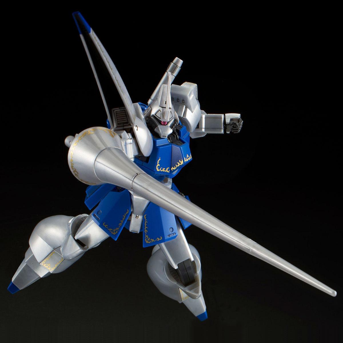 HG 1/144『ガズ R/L』機動戦士ガンダムZZ プラモデル-005