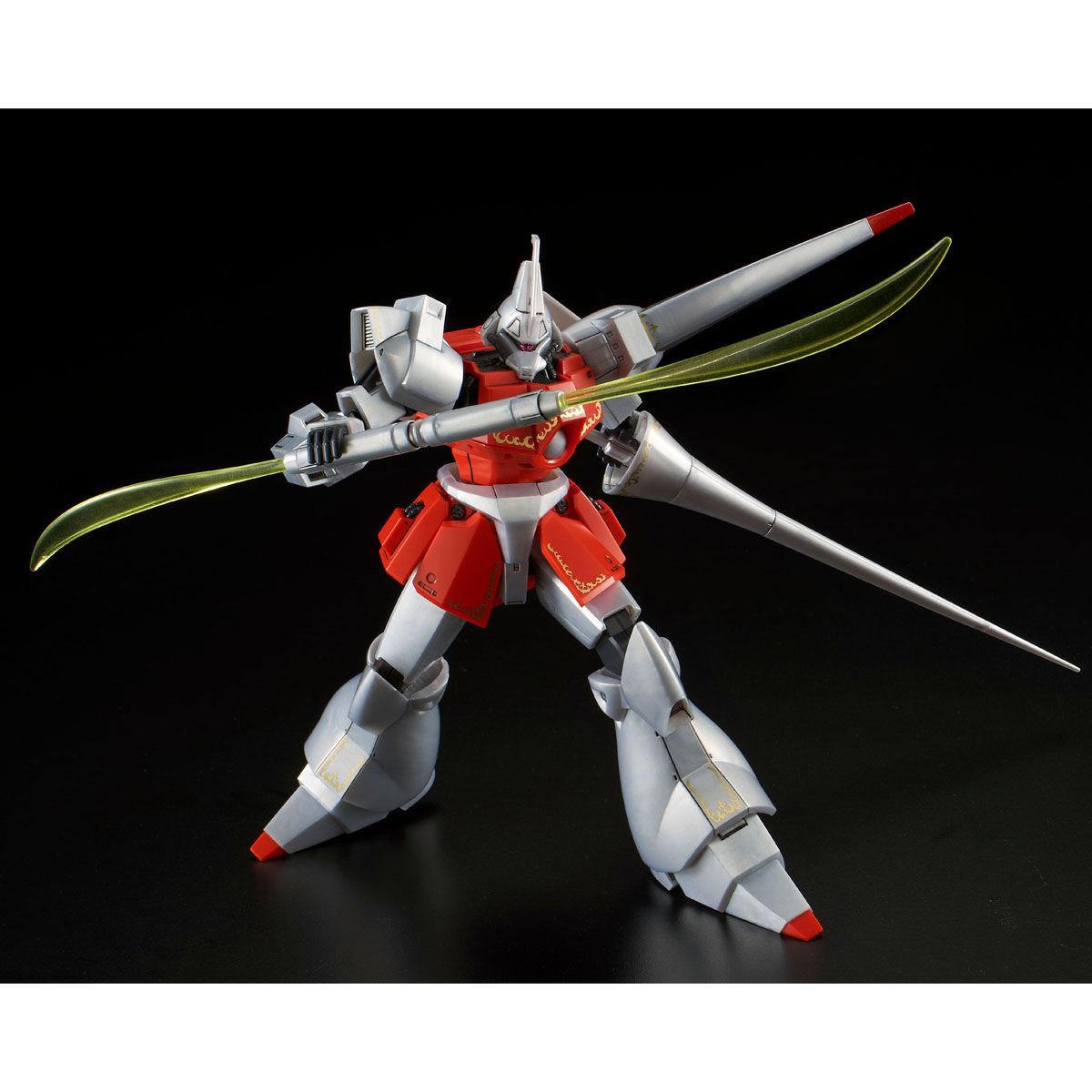 HG 1/144『ガズ R/L』機動戦士ガンダムZZ プラモデル-006