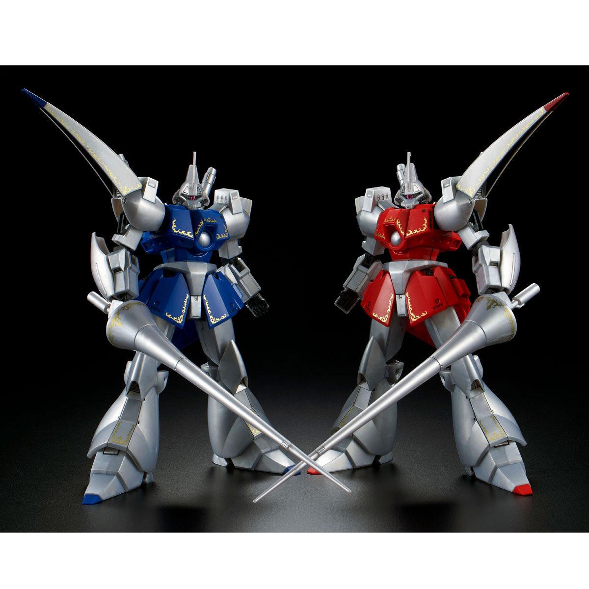 HG 1/144『ガズ R/L』機動戦士ガンダムZZ プラモデル-009