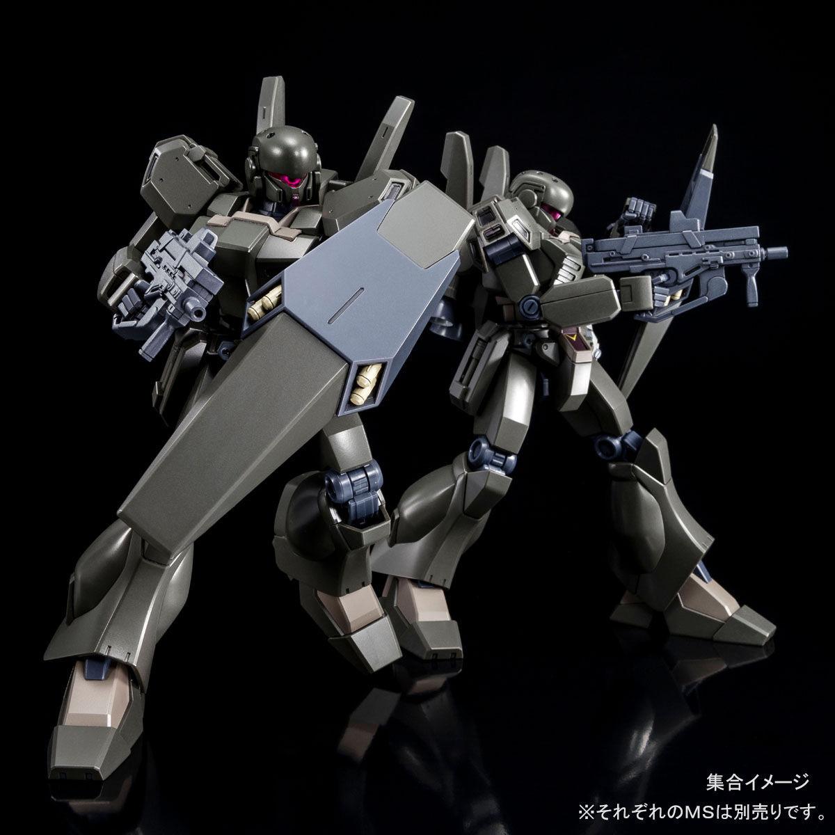 HG 1/144『ジェガンD型 (護衛隊仕様)』機動戦士ガンダムNT プラモデル-009