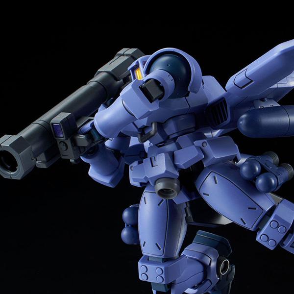 HG 1/144『リーオー(飛行ユニット仕様)』新機動戦記ガンダムW プラモデル