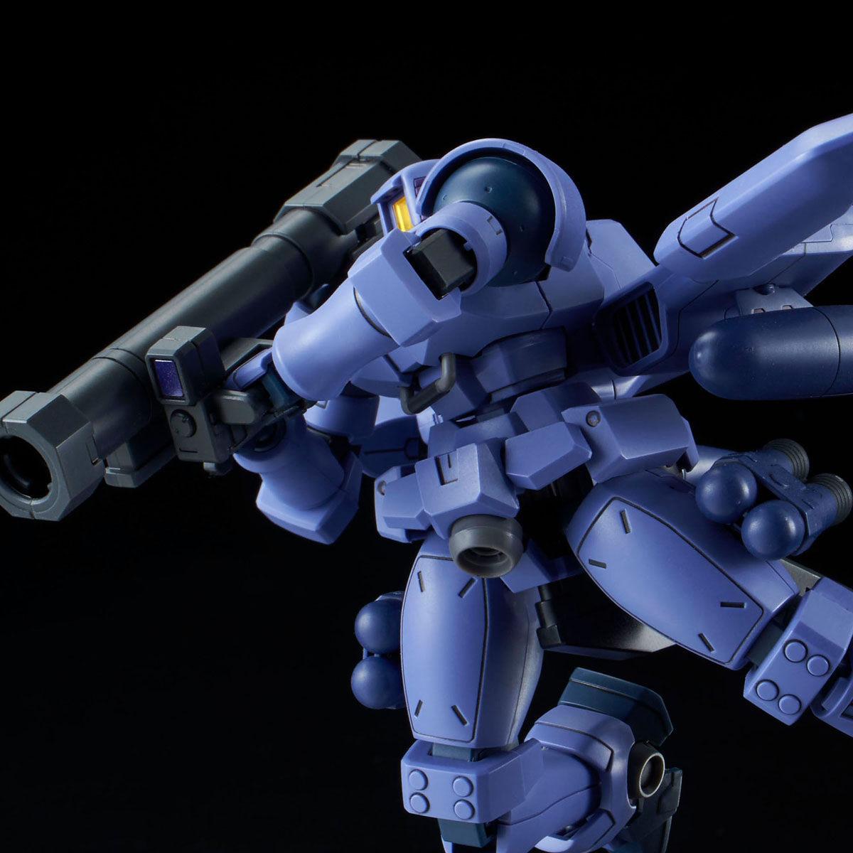 HG 1/144『リーオー(飛行ユニット仕様)』新機動戦記ガンダムW プラモデル-001