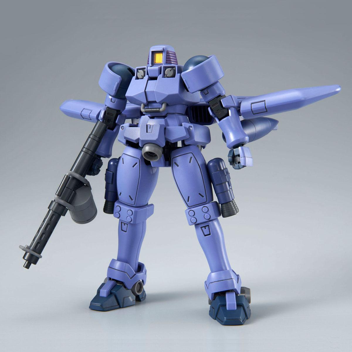 HG 1/144『リーオー(飛行ユニット仕様)』新機動戦記ガンダムW プラモデル-002