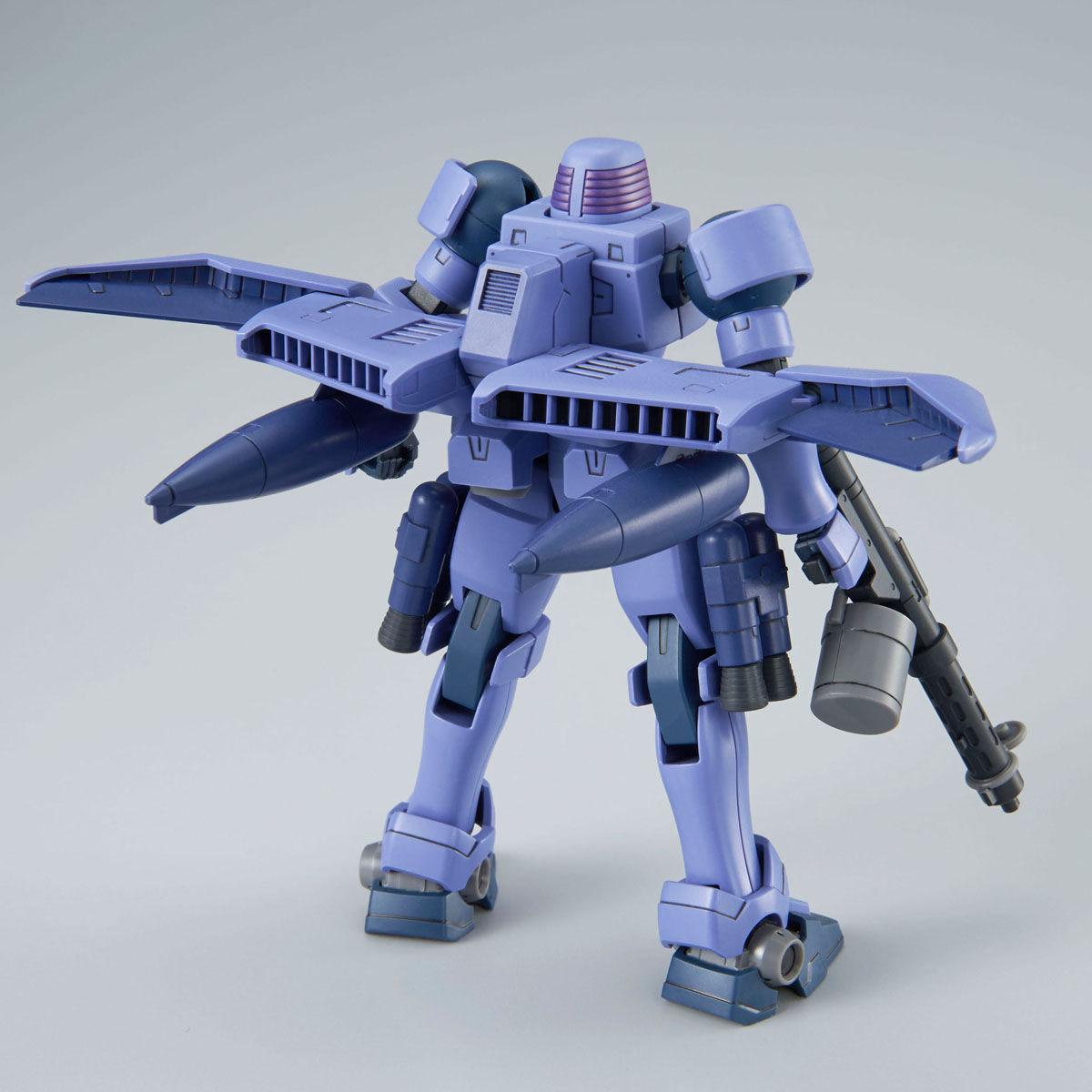 HG 1/144『リーオー(飛行ユニット仕様)』新機動戦記ガンダムW プラモデル-003