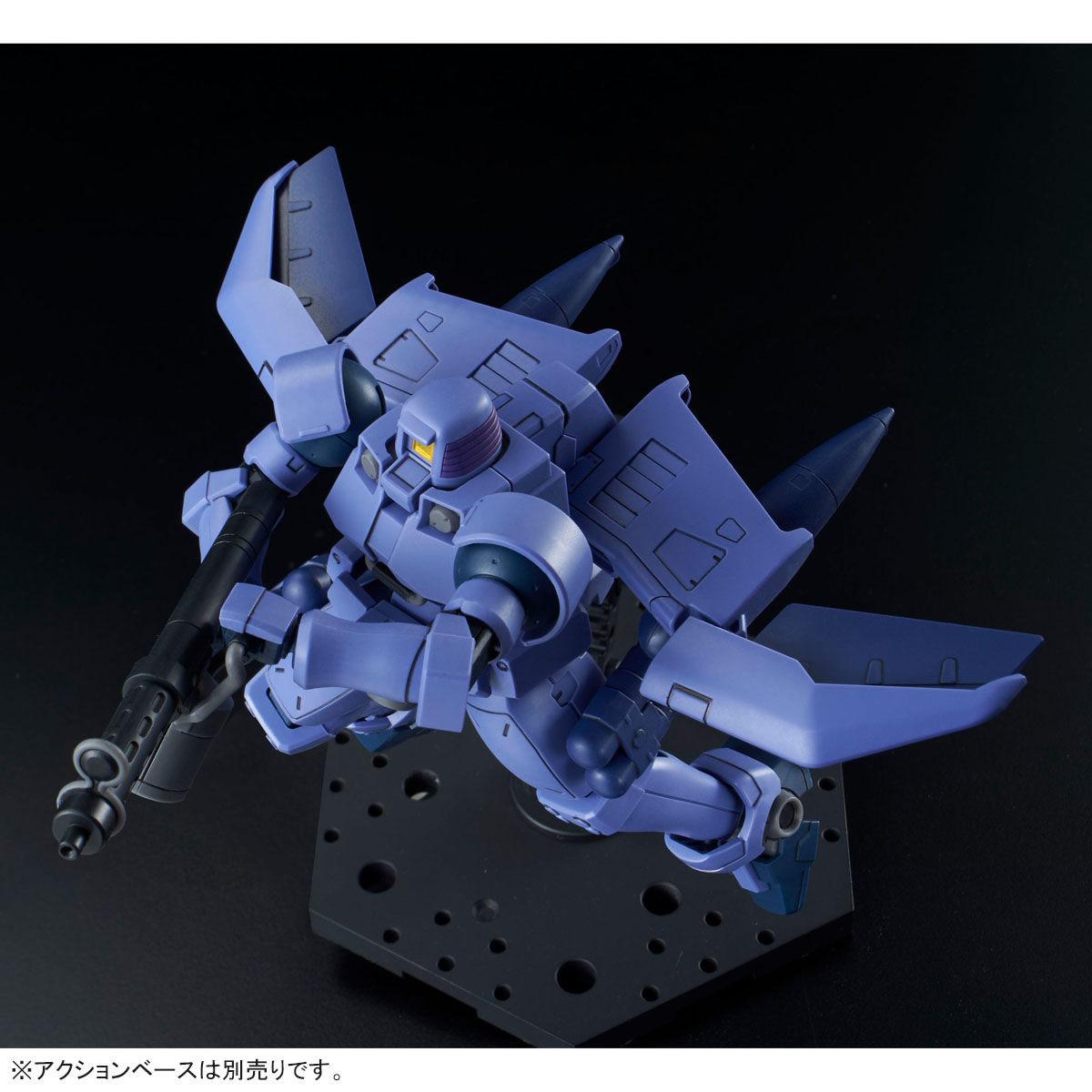 HG 1/144『リーオー(飛行ユニット仕様)』新機動戦記ガンダムW プラモデル-005