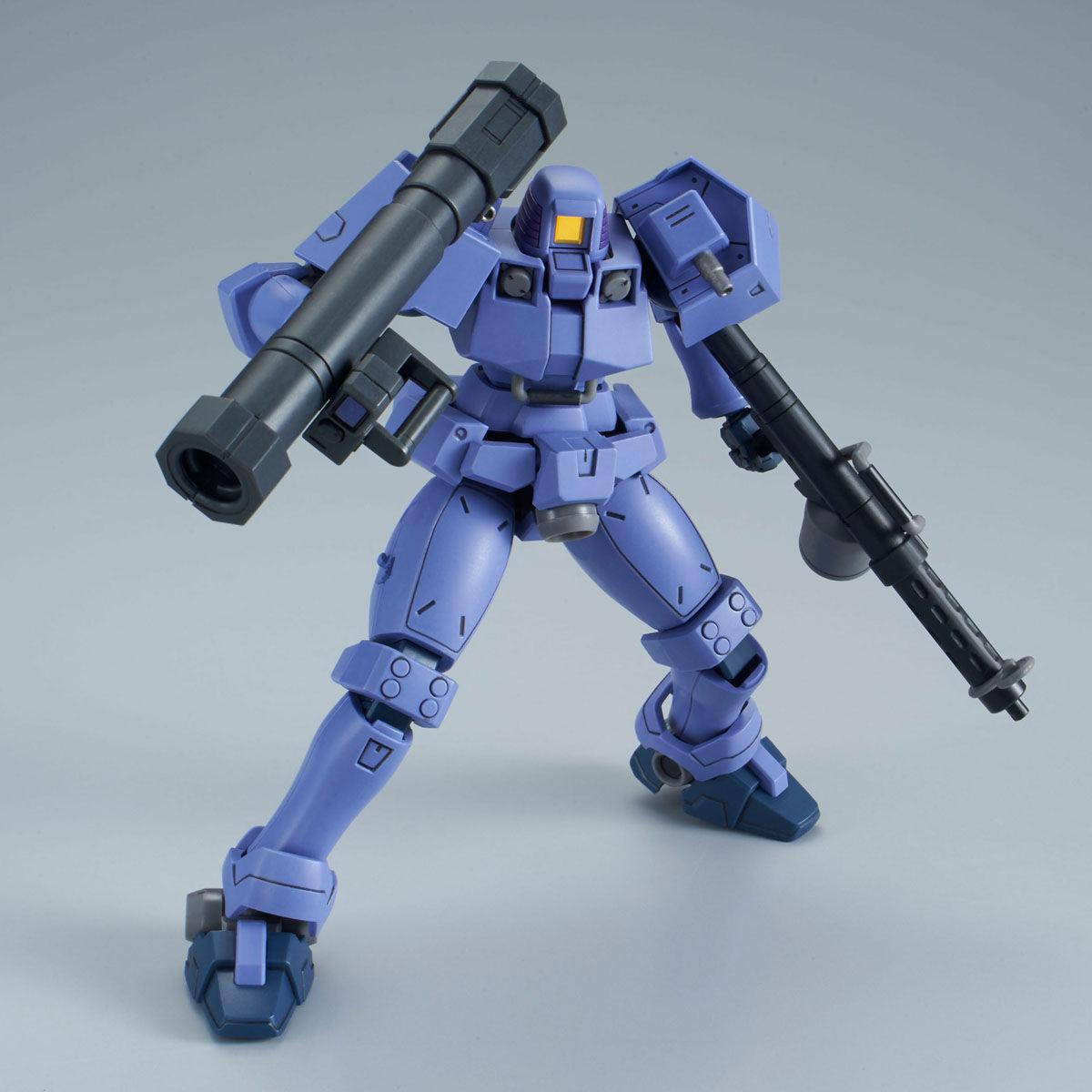 HG 1/144『リーオー(飛行ユニット仕様)』新機動戦記ガンダムW プラモデル-006