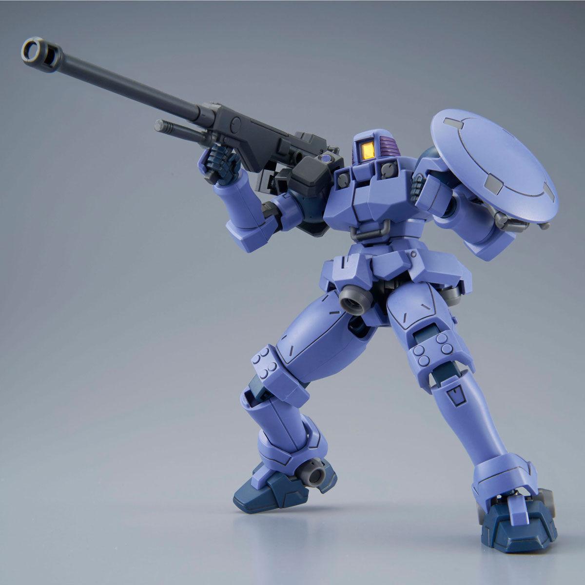 HG 1/144『リーオー(飛行ユニット仕様)』新機動戦記ガンダムW プラモデル-007