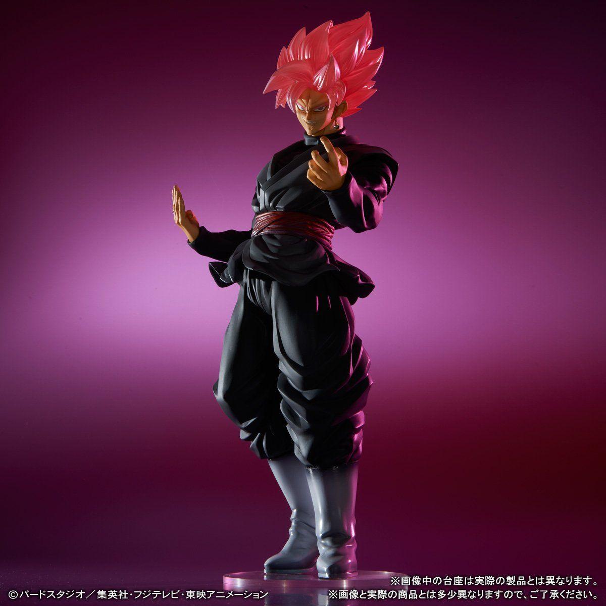 ギガンティックシリーズ『ゴクウブラック(超サイヤ人ロゼ)』ドラゴンボール超 完成品フィギュア-006
