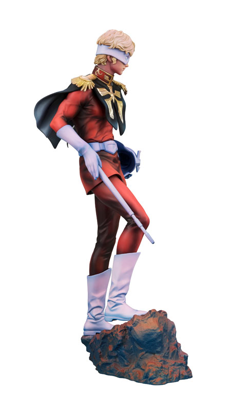 GGG(ガンダム・ガイズ・ジェネレーション)『シャア・アズナブル』1/8 アートグラフィックス 完成品フィギュア-005