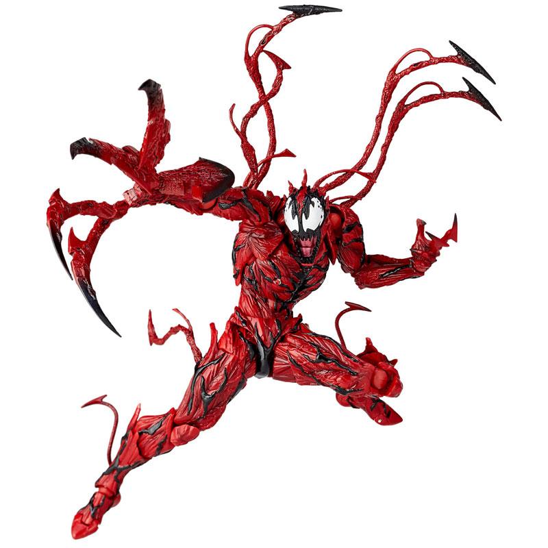 【再販】フィギュアコンプレックス アメイジング・ヤマグチ『カーネイジ』スパイダーマン 可動フィギュア-001
