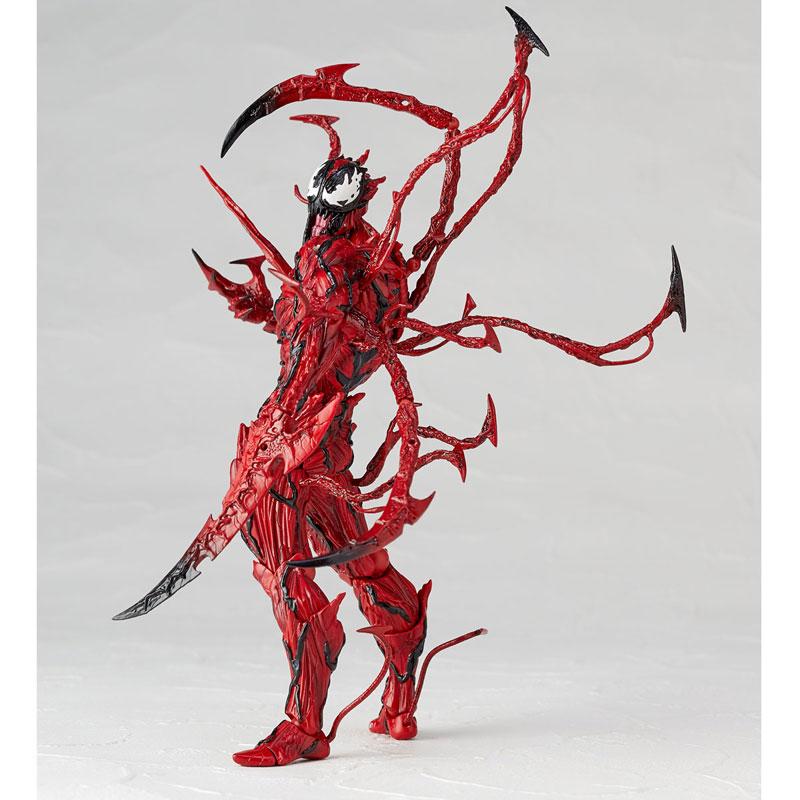 【再販】フィギュアコンプレックス アメイジング・ヤマグチ『カーネイジ』スパイダーマン 可動フィギュア-003