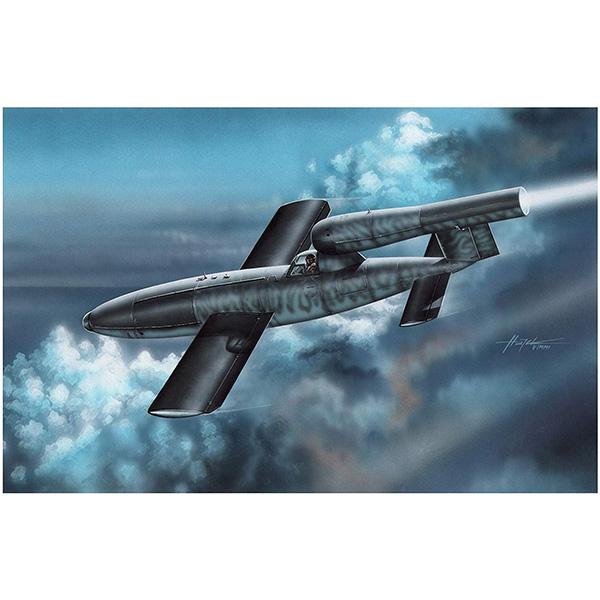 1/32『独・フェゼラー Fi103A-1/Re4 ライフェンベルク攻撃機』プラモデル